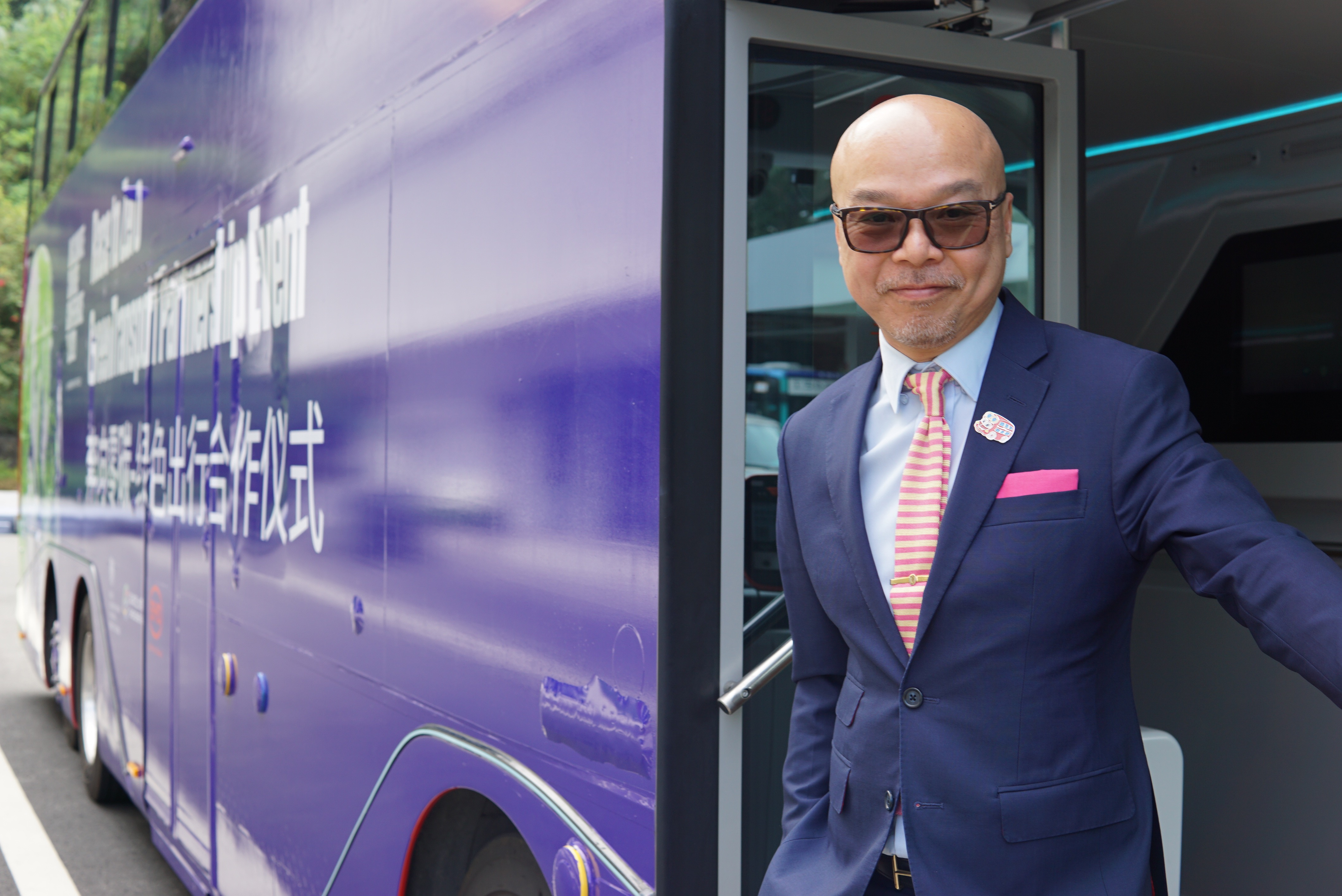 Hitachi Europe partners with Shenzhen Bus Group to Decarbonise European Bus Industry